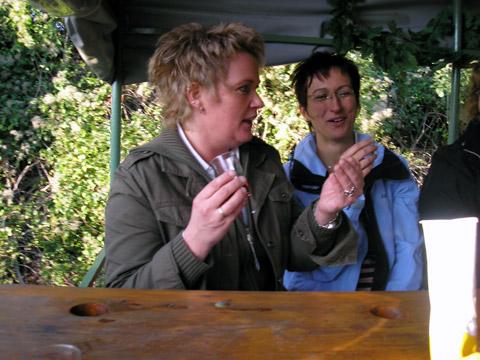 2006 - Ausflug der Mixed Allegro Singers