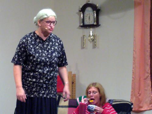2007 - Weihnachtskonzert mit Theater