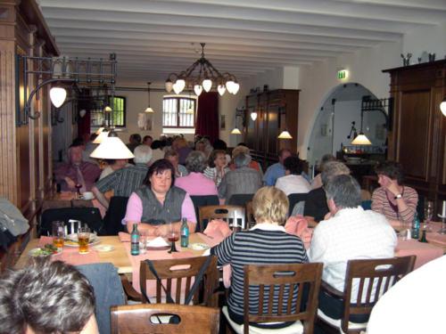 2008 - Tagesausflug der Mixed Allegro Singers