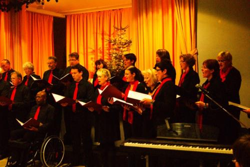 2011 - Vorweihnachtsliches Konzert
