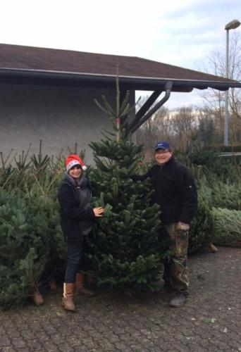 2016 - Weihnachtsbaumverkauf